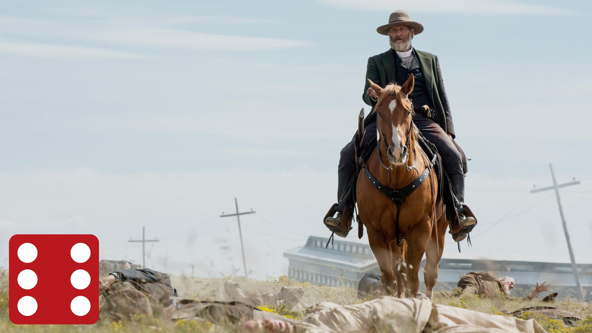 Et blinkskudd av en westernserie