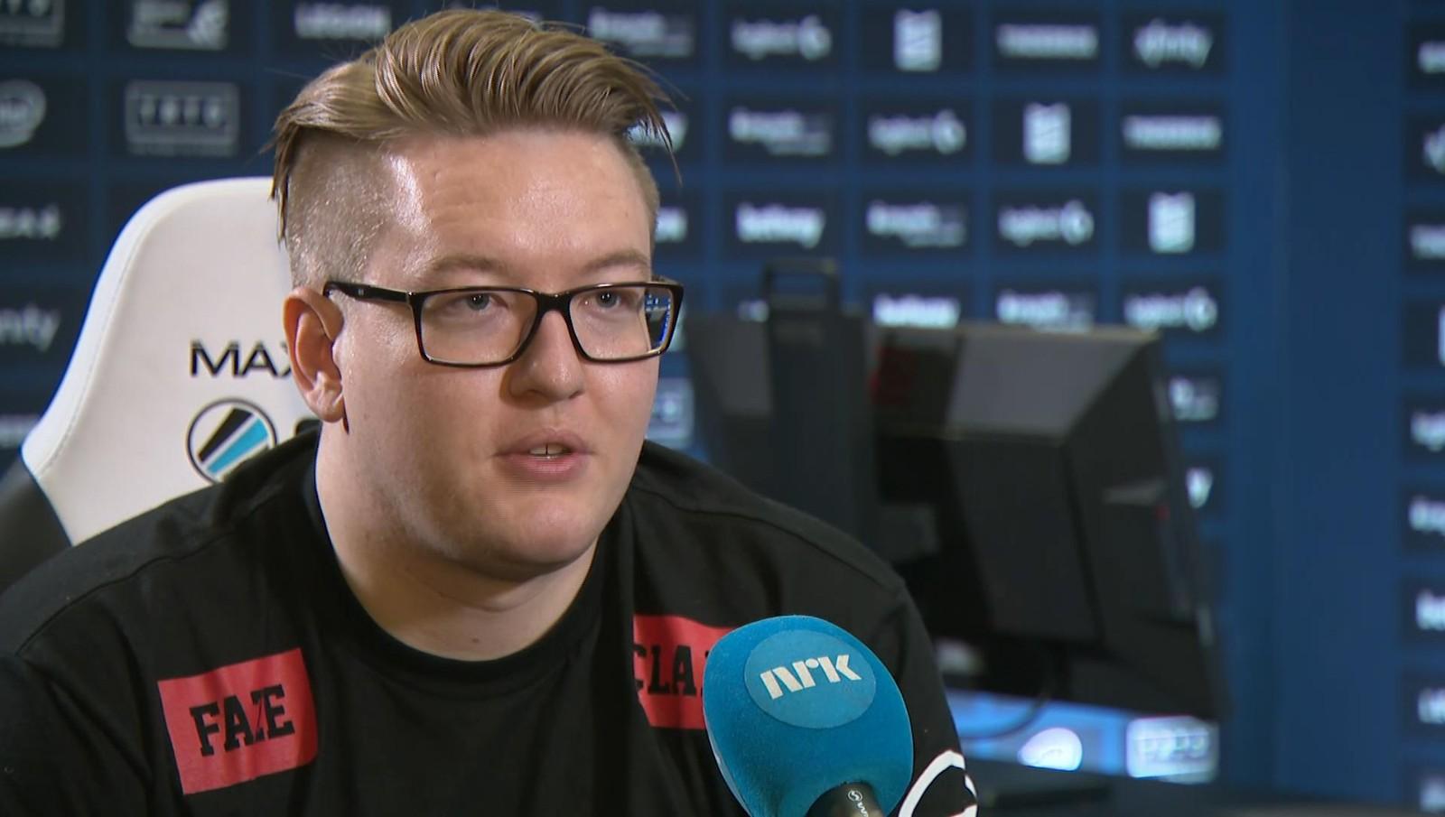 Nordmann med vill prestasjon i e-sport-finale