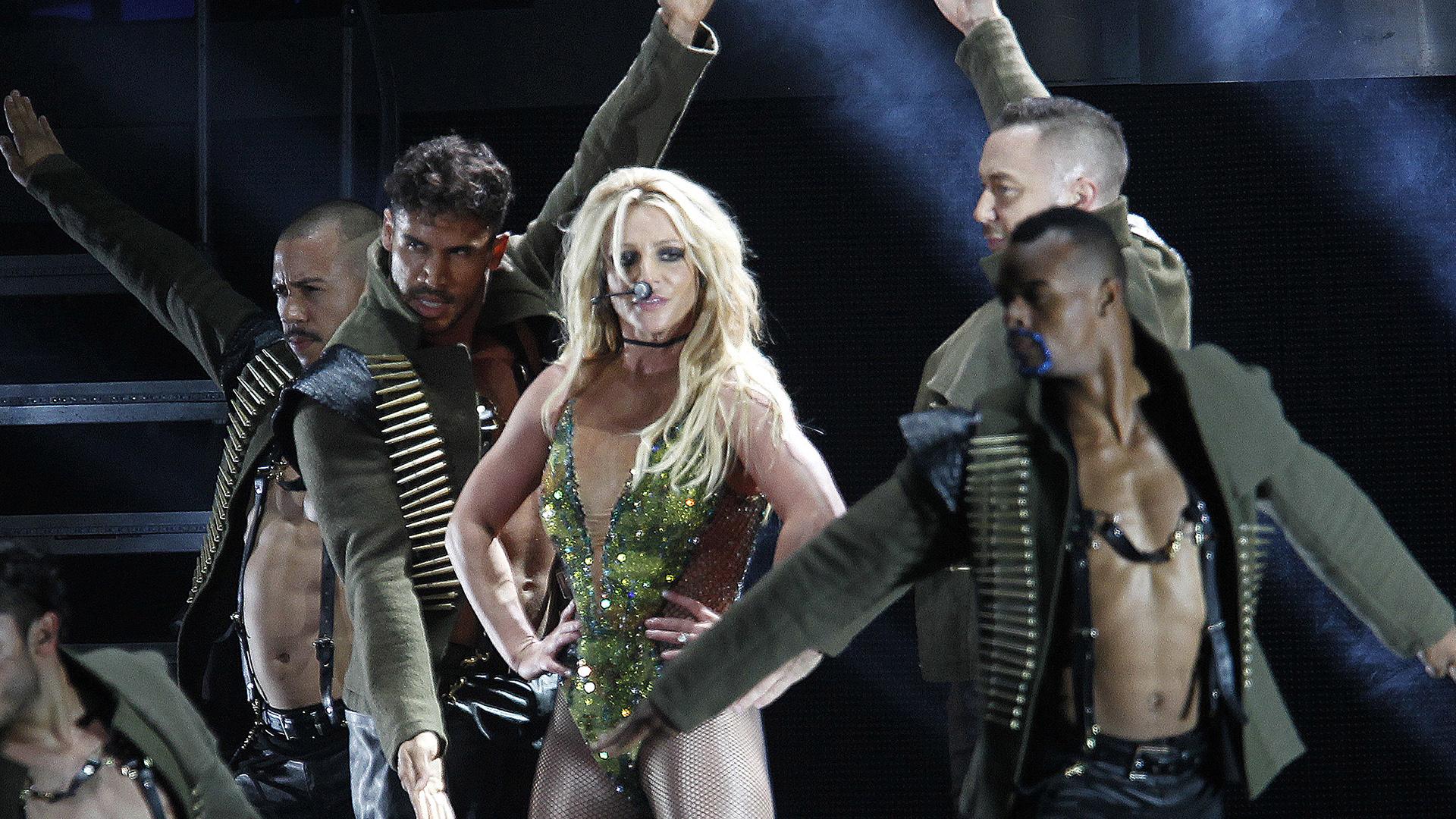 Britney Spears kjem til Noreg