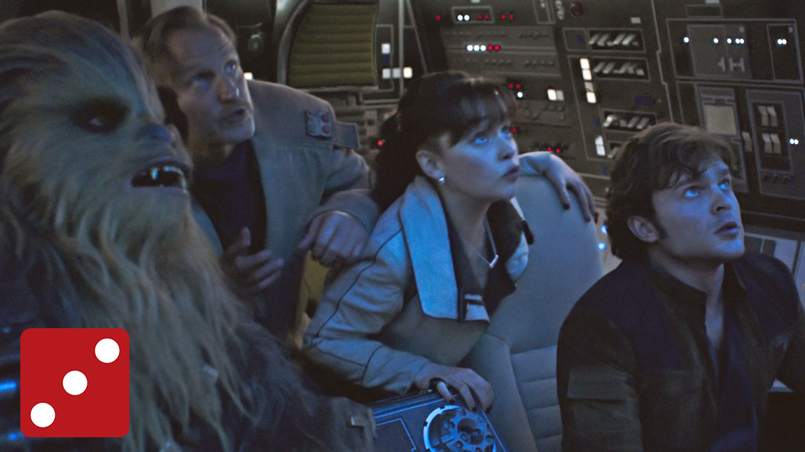 Ikke en spesielt god Star Wars-film