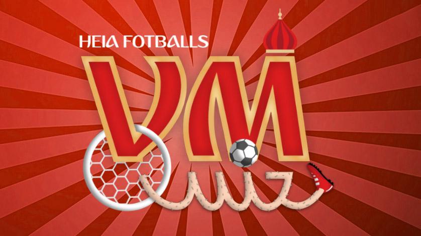 Heia Fotballs VM-quiz