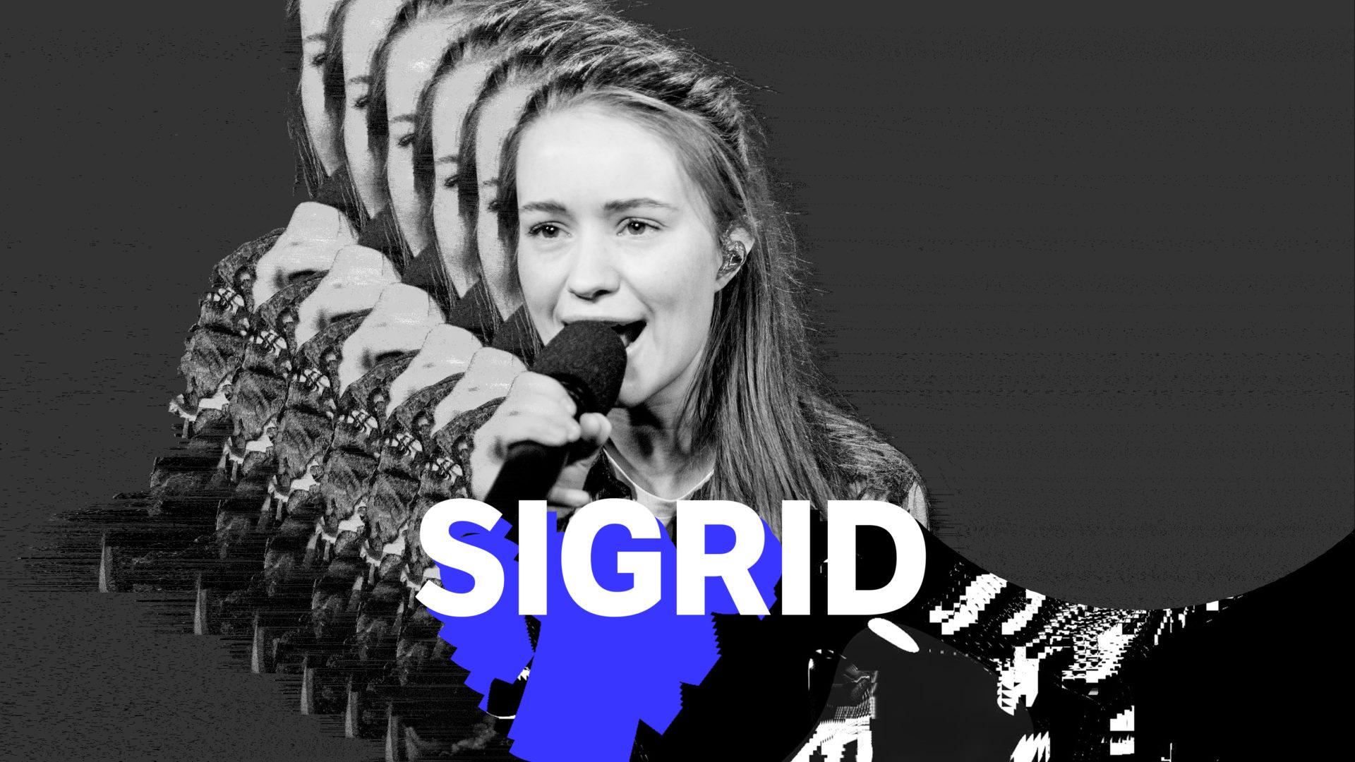 Sigrid kommer tilbake til P3 Gull