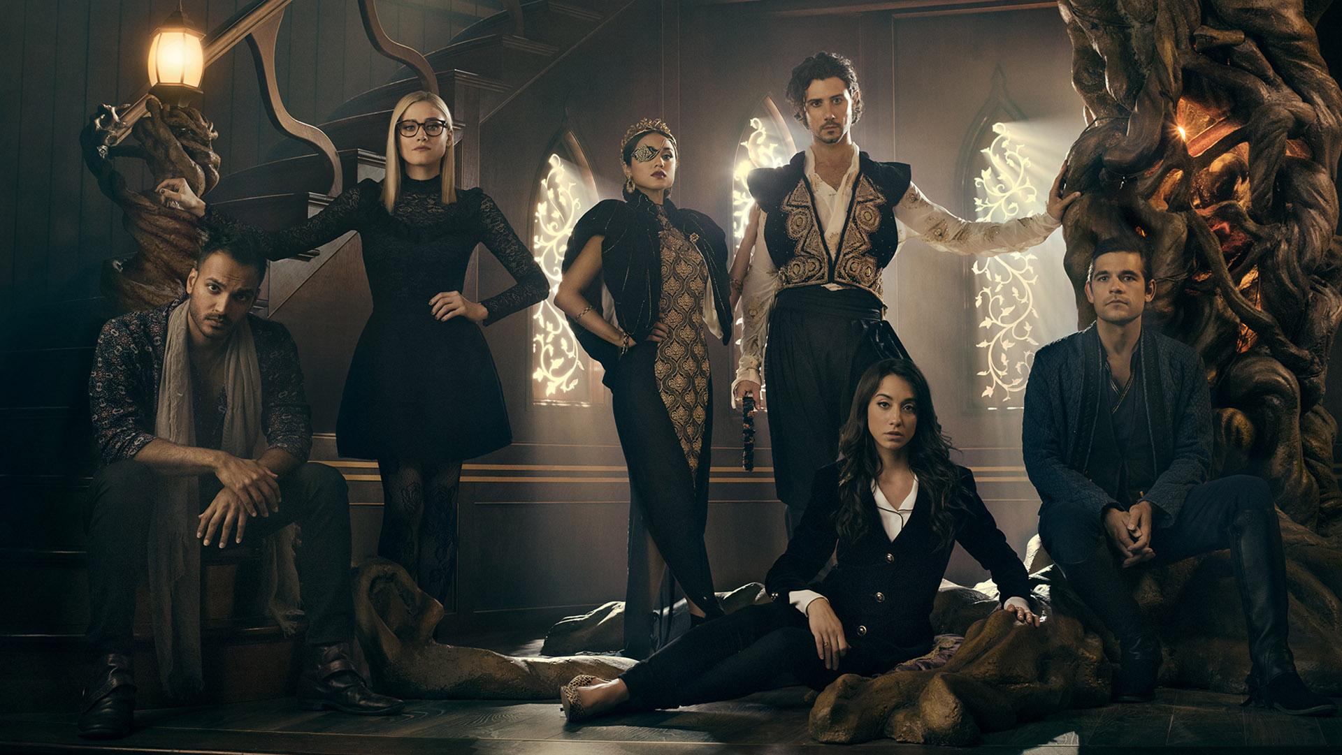 Seriefavoritter på HBO Nordic