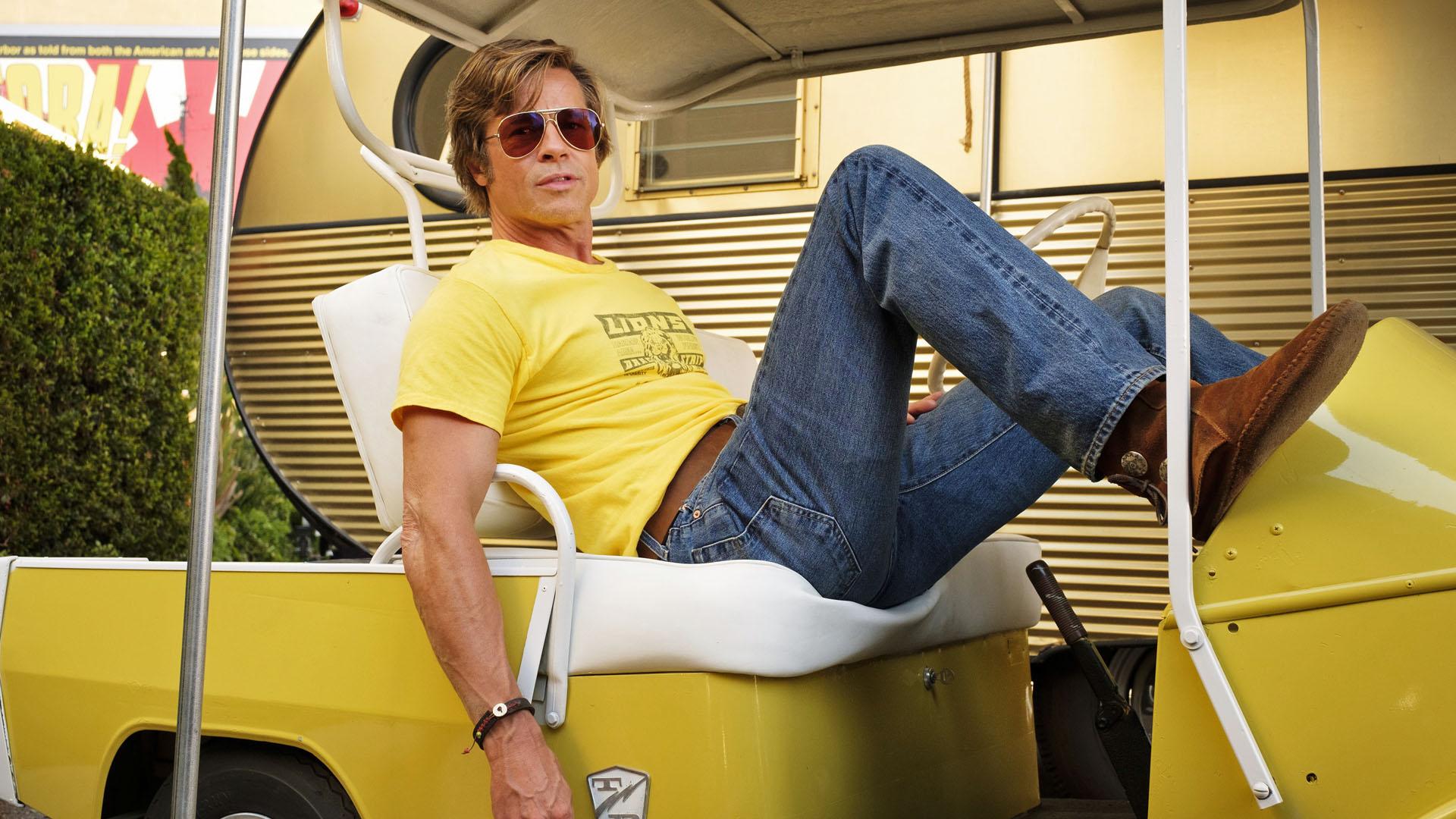 Brad Pitt gjør sin kuleste rolle på lenge