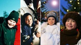 Slik gikk det med barna i NRKs julekalendere