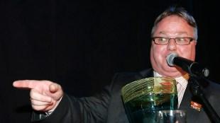 Heia fotball: Gazza slo seg vrang – måtte fraktes i privatjet