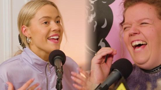 Julie Bergan får Else til å knekke sammen med forferdelig backstage-historie