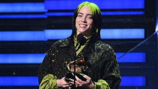 Billie Eilish ble dronningen av Grammy – vant fem priser