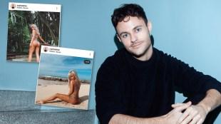 – Det er din skyld at Sophie Elise kler av seg på Instagram