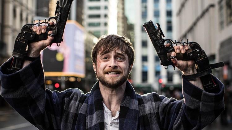 «Harry Potter»-stjerna er tilbake – denne gang i hyperaktiv voldsorgie