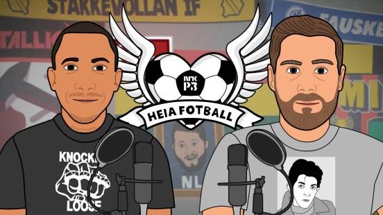Se de beste historiene fra Heia fotball – animert 😏