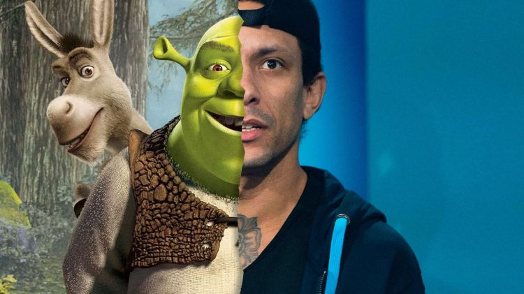 Tete ble forvandlet til Shrek: – Det er et nytt nivå av idiotskap