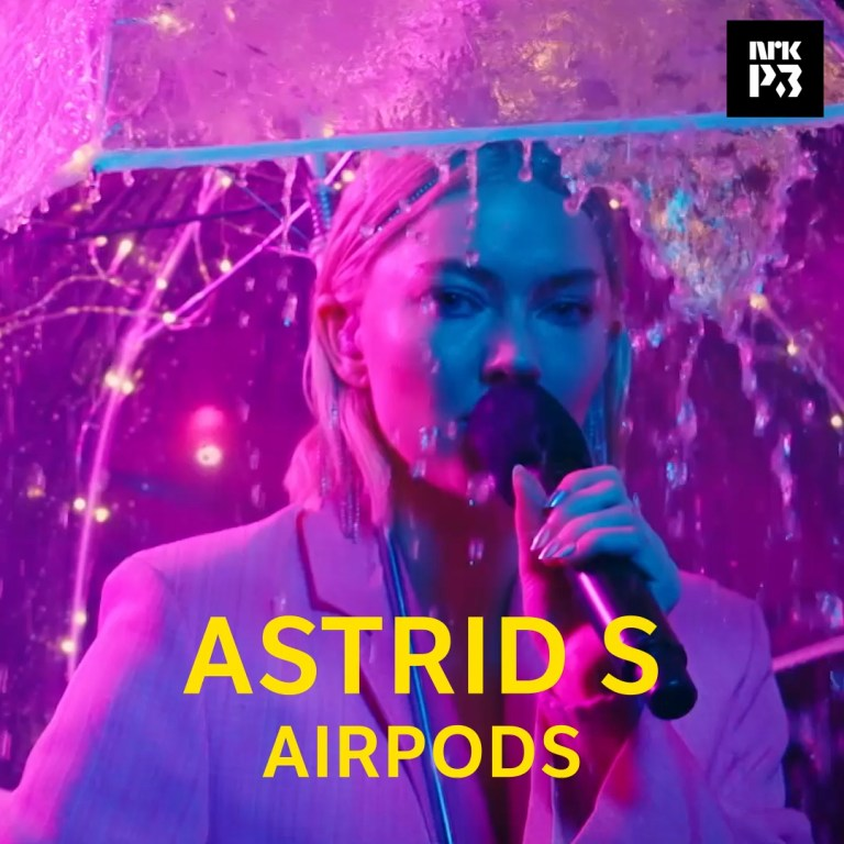 Link i bio: Astrid S – Airpods