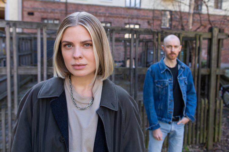 Helene og Johan slo opp etter seks år. Så skulle de fortsette å spille i band