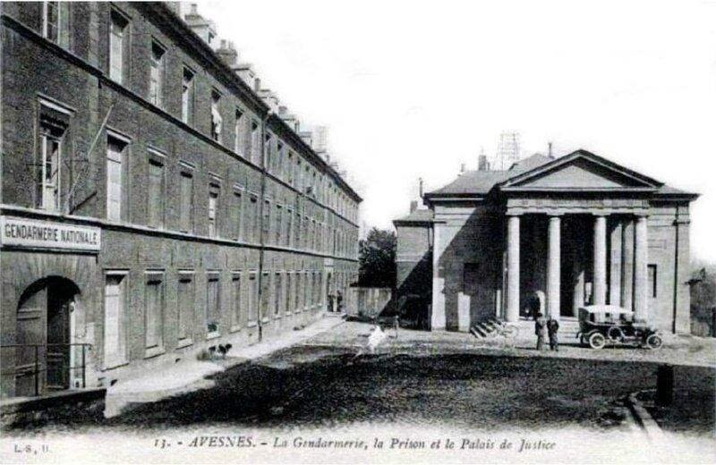 AVESNES-La Gendarmerie