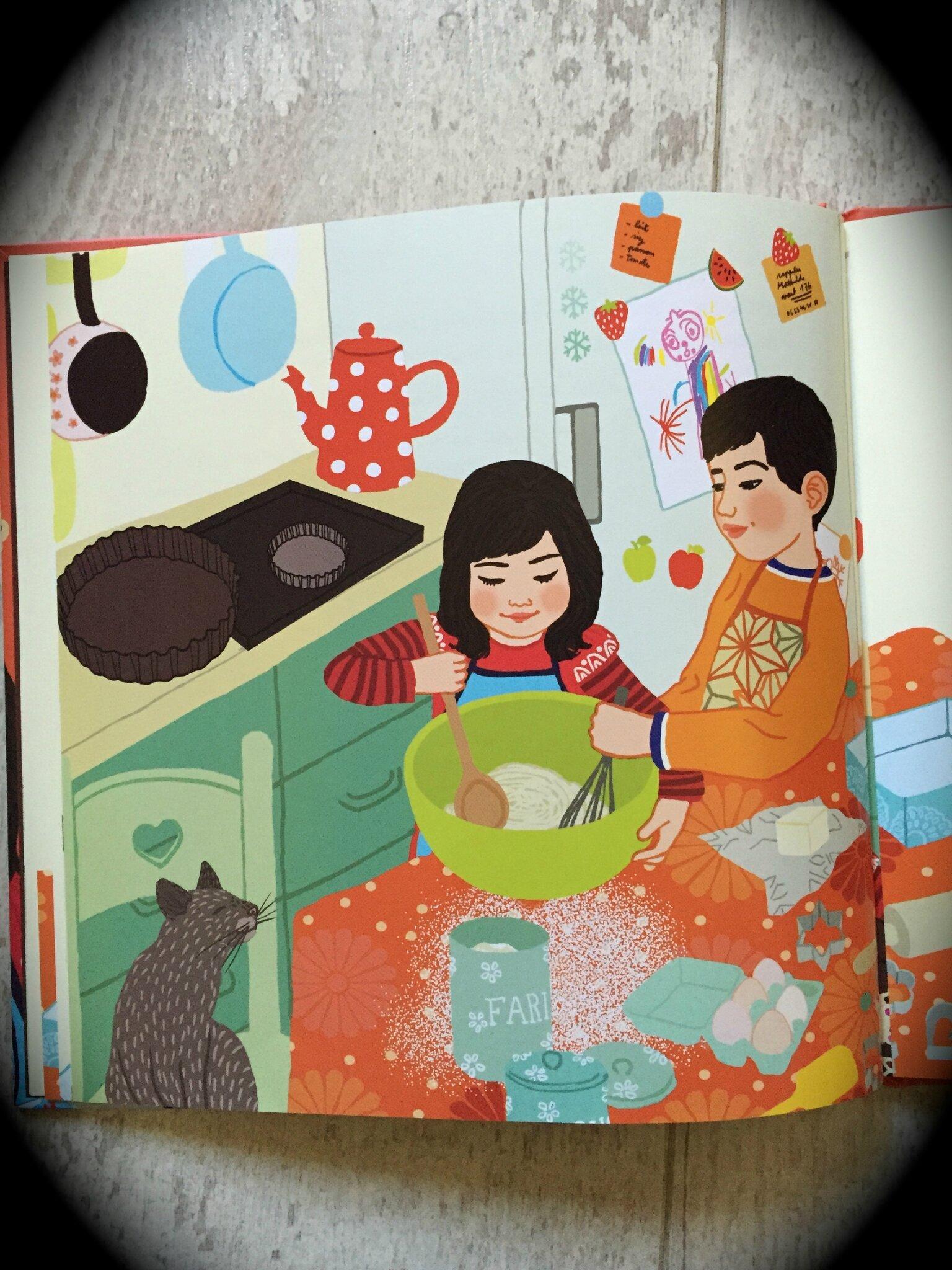 Bulle Et Bob Dans La Cuisine : bulle, cuisine, Bulle, Cuisine., Trois, Livre