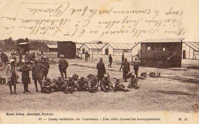 camp de Courneau