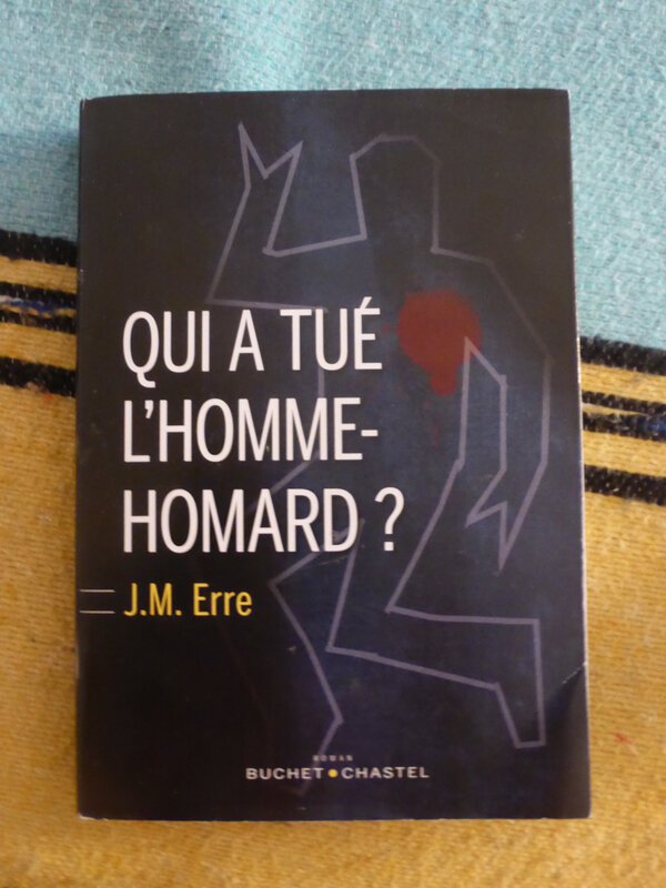 Qui A Tué L'homme Homard : l'homme, homard, L'Homme-homard?, Dasola