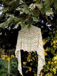Travelling woman - Yes we shawl