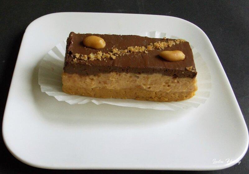 barres aux cacahuètes et chocolat3
