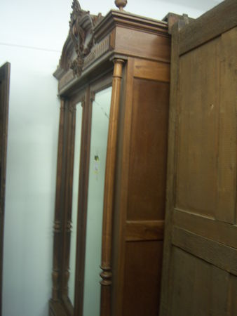armoire henri ii