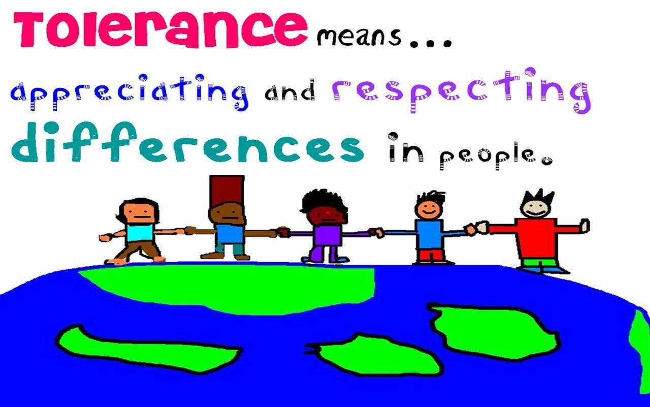 Un Hymne A La Tolerance