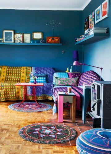 Purple Living Room Rugs