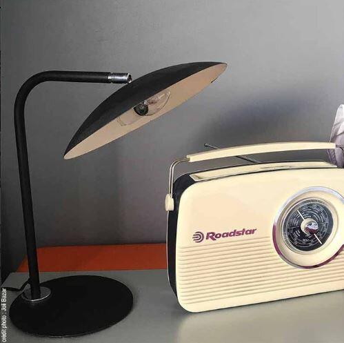 lampe de bureau en metal capharnaum net
