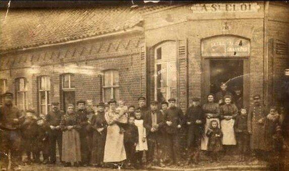 Histoire Du Quartier Du Virolois Tourcoing De 1850