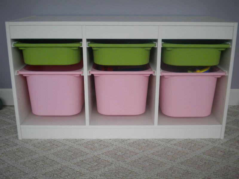 Meuble De Rangements Pour Enfants Trofast Ikea Our Virtual