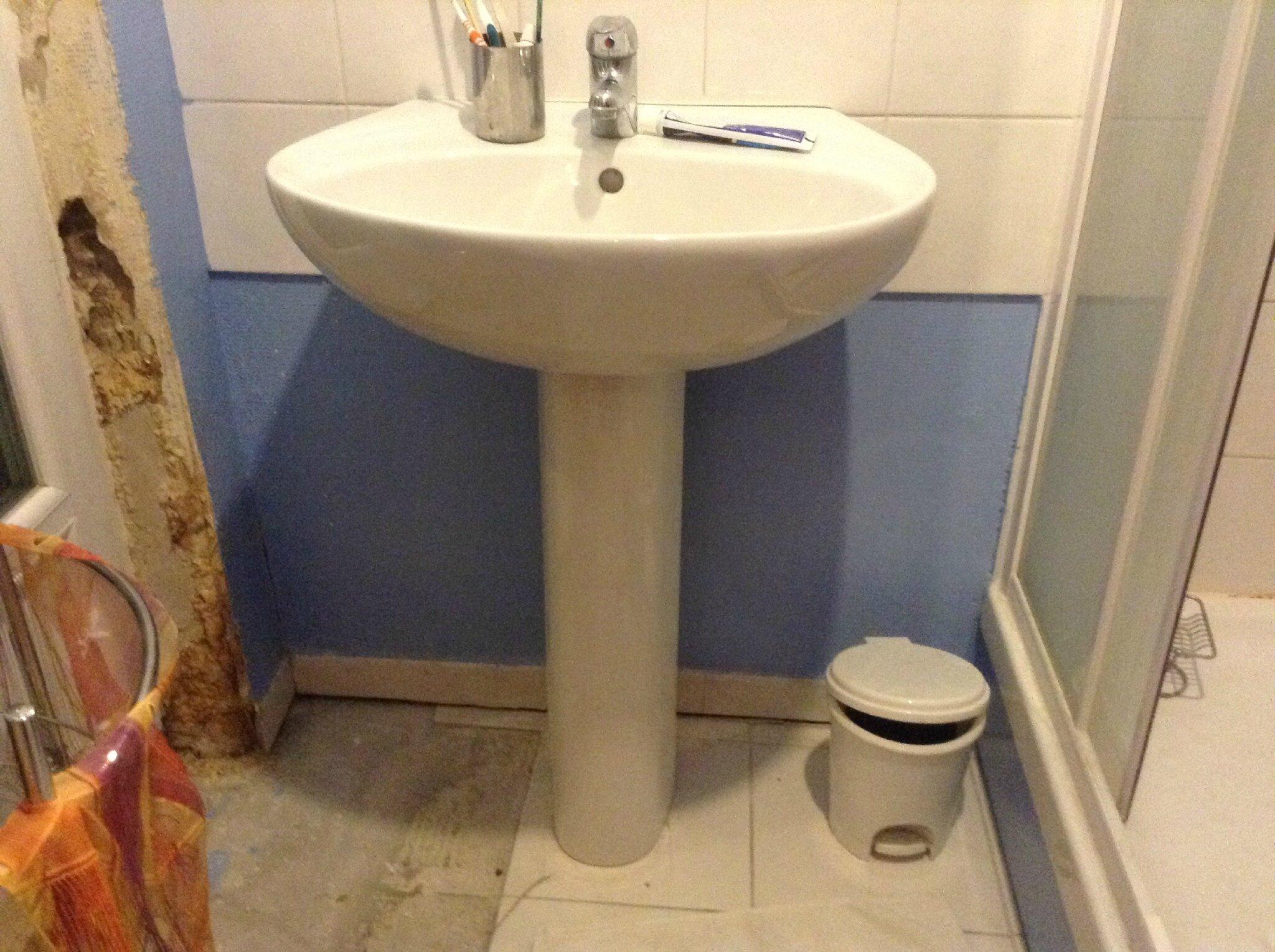 creation d un meuble sous vasque sur mesure 2
