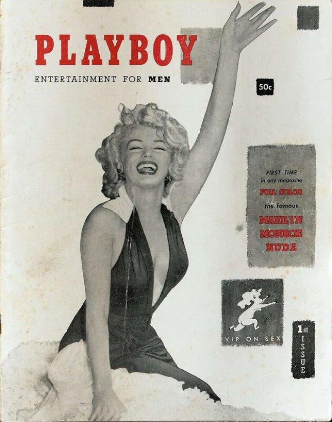 playboy marilyn