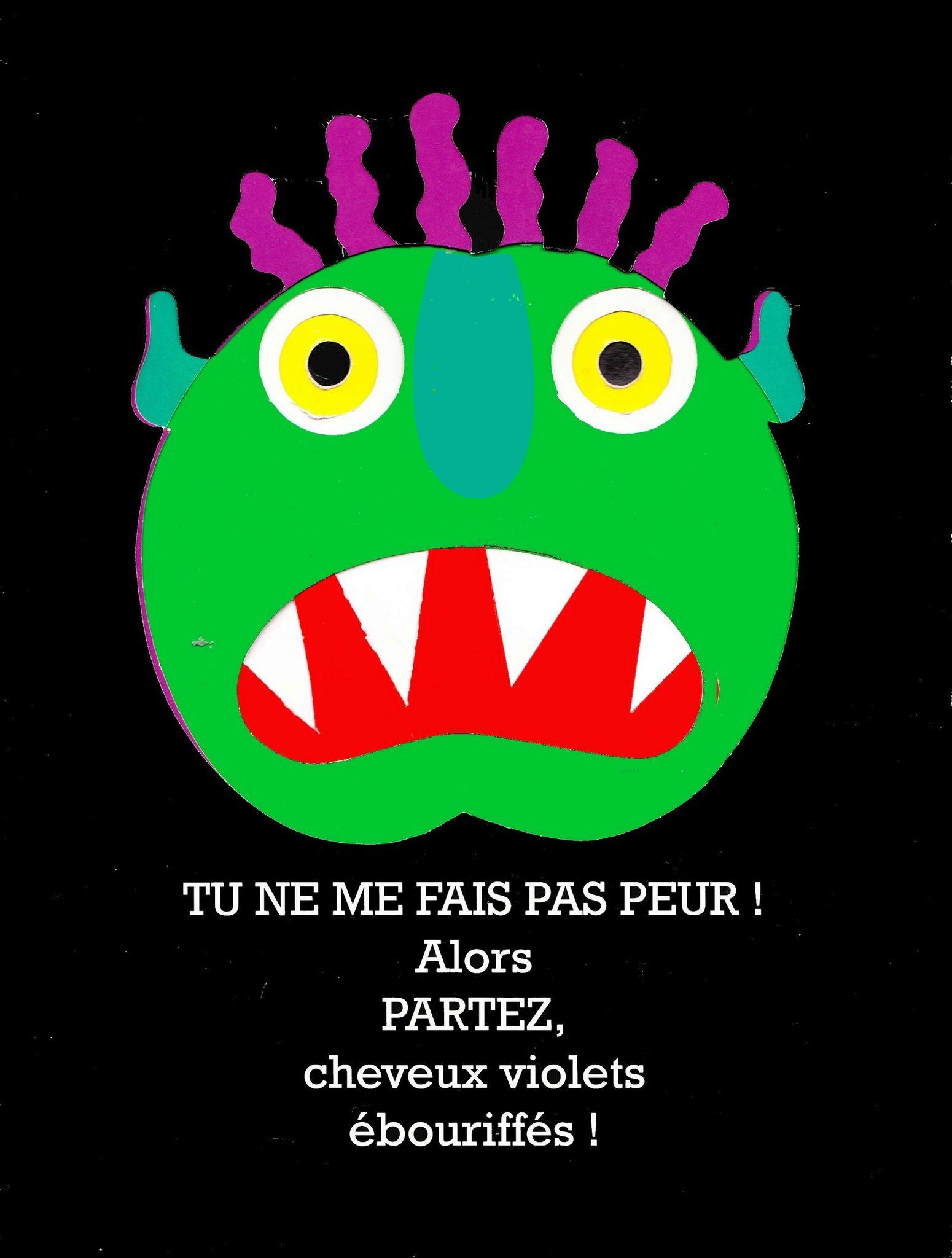 Va T En Grand Monstre Vert : grand, monstre, Chut,, Enfants, Lisent..., Va-t'en,, Grand, Monstre, Tiroir, Histoires