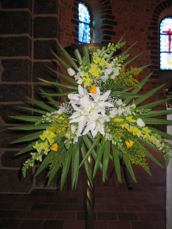 Decoration Florale Eglise Pour Noel