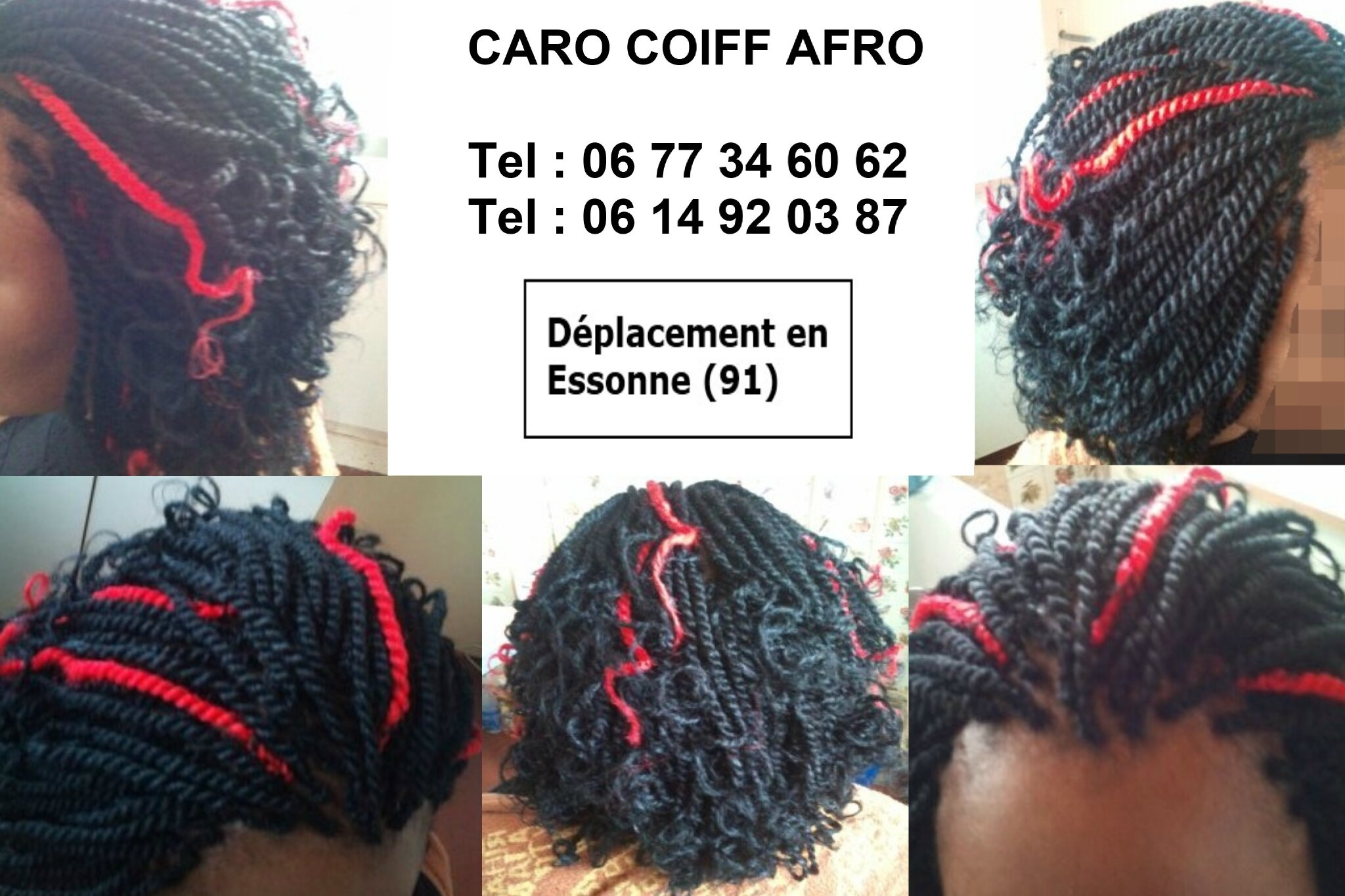 Coiffure Mariage Grand Front