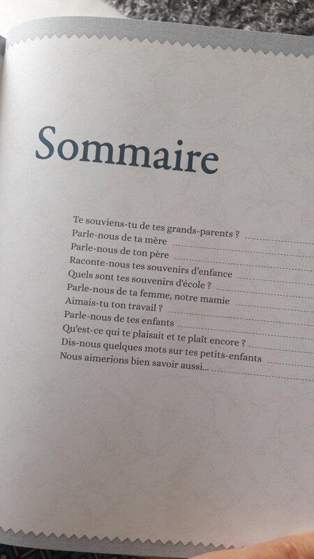 Livre Mamie Parle Nous De Toi : livre, mamie, parle, Testé,