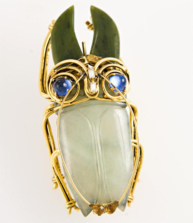 Beetle Jewelry Eloge De L Art Par Alain Truong