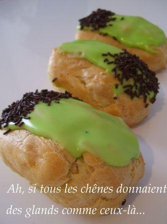 Cuisiner Les Glands