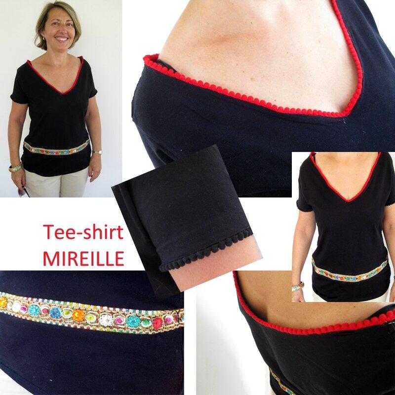 Tee-shirt Mireille