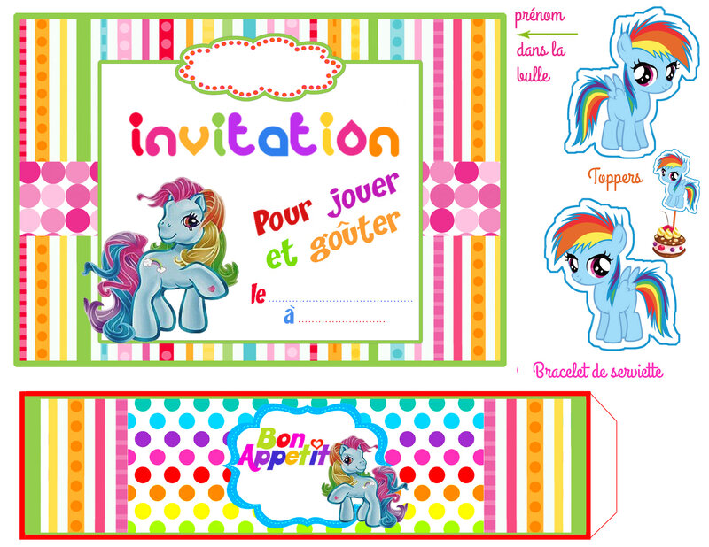 "MY LITTLE PONY "" Mon Petit Poney 1 Et 2 Et 3 DOUDOUS"