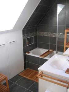 Exemple de rnovation de salle de bain  Amlioration Breizh Logement