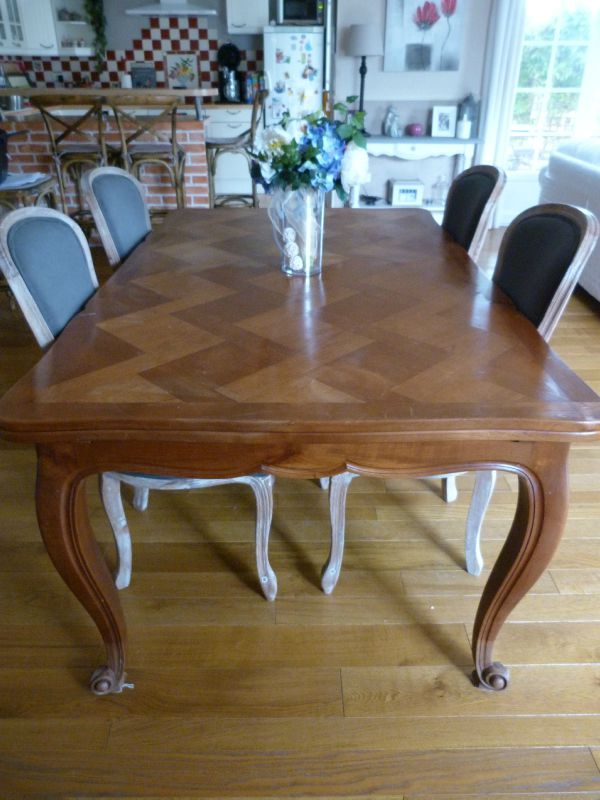 Table Louis XV Relooke DeCORin Ides Amp Conseils