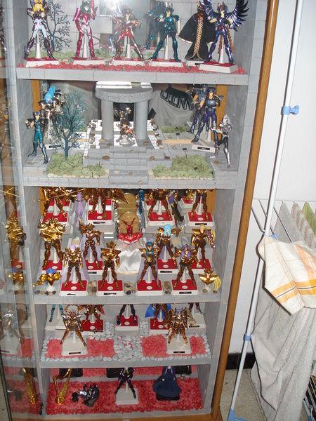 vitrine pour mes figurines the