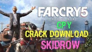 Far Cry 5 Crack + Patch With Serial Keys Full Download
