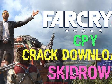 Far Cry 5 2020 Crack With Serial Key Full Download