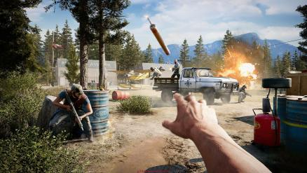 Far Cry 5 Crack + Patch With Serial Keys Full Download [2018]