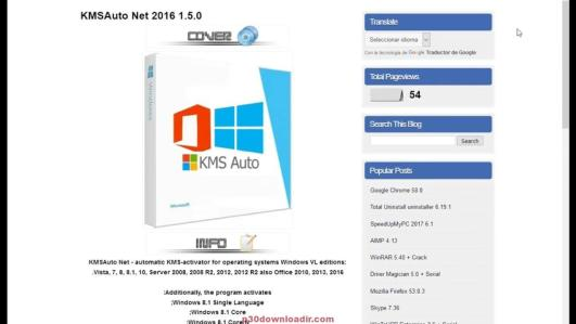 KMSAuto Net V 1.5.3 Windows + Activator With Activation Code [Latest]