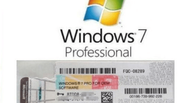 Windows 7 2020 Professional Product With Activation Key For Free Download