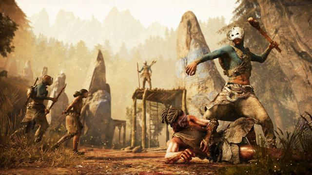 Far Cry Primal Crack+Patch and Keygen Torrent PC Game Free Download