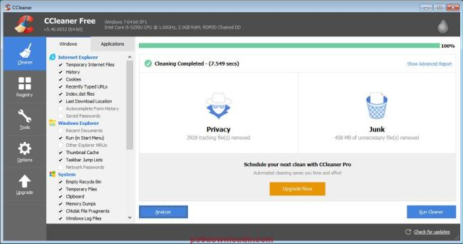 CCleaner 2020 Professional Plus Crack and Serial Key Download